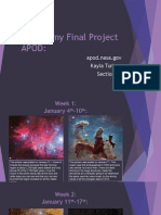 astronomy final project