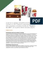 PARDO`S VS KFC
