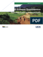 Enfoque Ecosistemico 5 Pasos