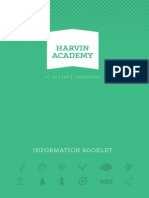 Harvin Academy Prospectus
