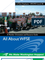 All About WFSE - 2010