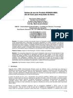 COBRAC - Escala Máxima de Uso Do Produto IKONOS-GEO - Estudo de Caso Para Araçoiaba Da Serra