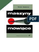 Wajdowicz, Roman - Maszyny Mówiące – 1966 (Zorg)