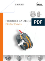 CAT Electric Drives Product Catalogue e