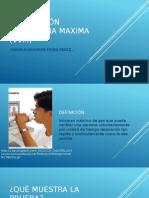 Ventilacion Voluntaria Maxima y test de prick