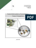 Perda de Biodiversidade na Península Ibérica 2009