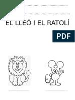 Lleo i Ratoli