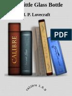 The Little Glass Bottle - H. P. Lovecraft