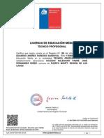 Eduardo Paredes - Cuarto Medio