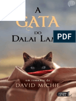 A Gata Do Dalai Lama - David Michie