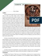 COMENTARIO PINTURAS MURALES DE SANT CLIMENT DE TAÜLL