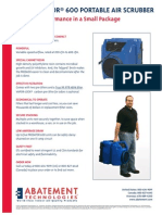 Predator air Scrubbber Brochure