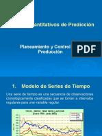 Modelos Cuantitativos de Predicción