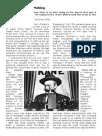 Citizen Kane Article