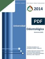 Rev. Cient. Univ. Odontol. Dominic. 2014. 1 (1).