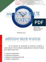 Presentacion Blue Watch