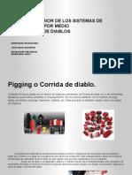 Pigging Corrida de Diablo