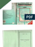 Fidias Arias 2006 - El Proyecto de Investigación