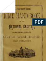 (1884) Illustrated Dime Hand-Book of the National Capitol