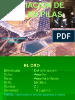 Exposicion Lixiviacion en Pila