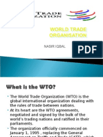 Wto by Nasir Iqbal