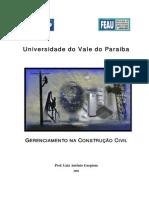 Gerenciamento Na Construção Civil