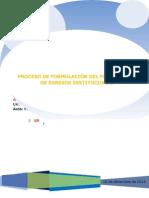 Formulación Del Presupuesto Rnpn 5ta. Evaluación Pública