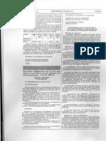 d.s. 012-2006-Sa Reglamento Fortificacion de Harinas