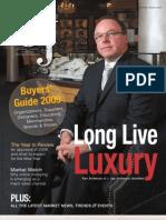 Canadian Jeweller Magazine December 2008 Buyers Guide