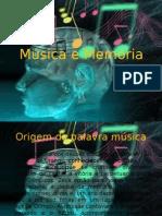 Música e Memória