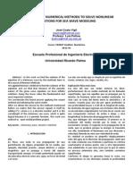 CIR-10 Analisis Numerico