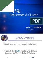 Mysql replication & cluster