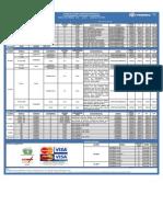 Tabela c 2015 - ARMAS DE CALIBRE RESTRITO DESTINADAS A COLECIONADORES, ATIRADORES E CAÇADORES