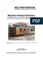 Migration-Related Detention