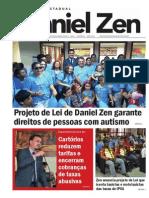 Informe Parlamentar do deputado Estadual Daniel Zen