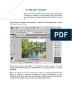 5 Area de Trabajo curso PhotoShop