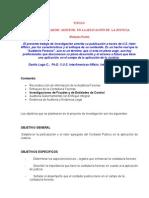 Auditoria Forense. Rol Del Contador en La Justicia