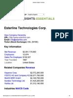 Business Insights_ Essentials