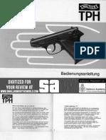 Walther TPH manual