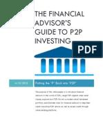 The Financial Advisor's Guide to P2Pi v2