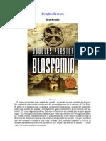 Dougla Preston - Blasfemia 140610