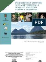 Carne de Monte Orinoquia y Amazonia