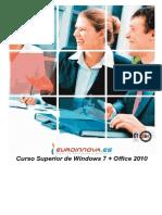 Curso Windows7 Office2010