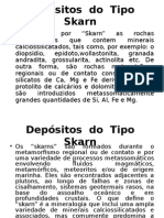 Depósitos Do Tipo Skarn