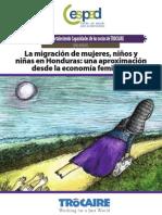 Migración Economia Feminista