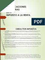 13.01.2015 Modificaciones Tributarias Del Impuesto a La Renta
