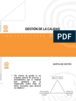 Capacitacion ISO 9001 SGC