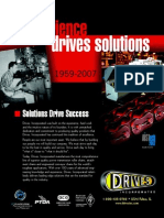 Cadenas Drives USA
