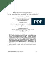 Artículo metodológico