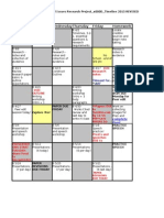 2015 focus research calendar 1b3b